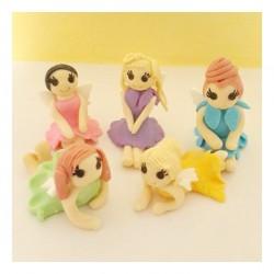 3D Cupcake - Fairy