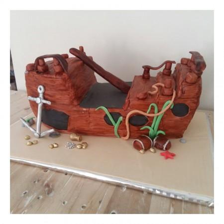 shipreck cake