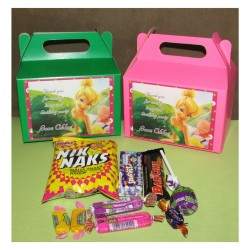 Tinkerbell party boxes