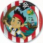 Jack & The Never land Pirates Plates