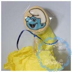 Smurfs Cookies