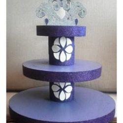 Sofia cupcake stand