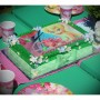 tinkerbell table setup with cake 1